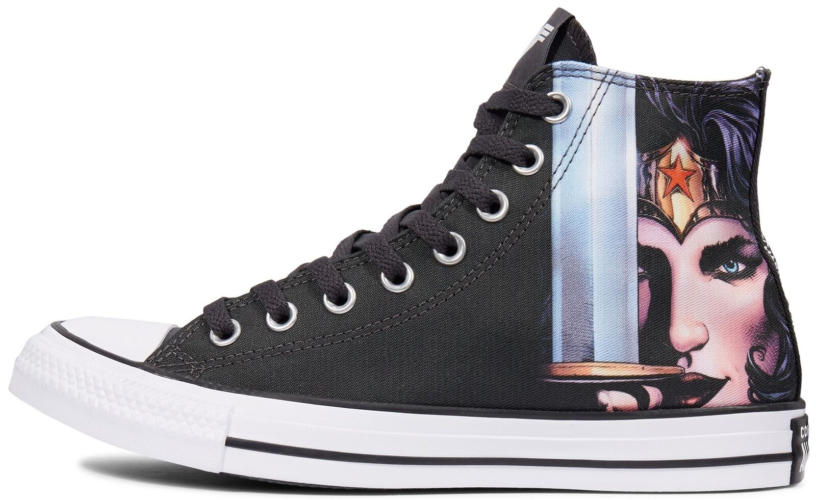 Converse Chuck Taylor All Star DC Comics Rebirth Wonder Damens Hi Sneakers