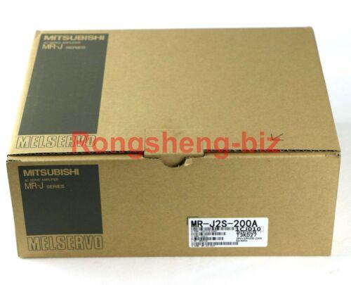 1PC Mitsubishi AC Servo Amplifier MR-J2S-200A PLC New In Box