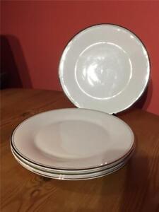 6-X-Royal-Doulton-Platinum-Concord-Side-Cake-Plates-6-5-034