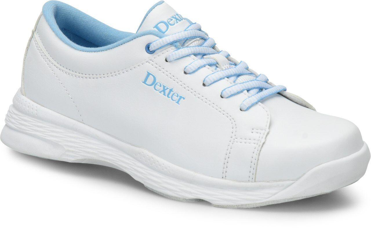 Dexter Raquel V Womens Bowling shoes White bluee