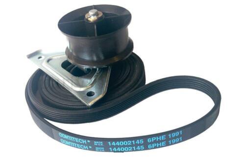 Hotpoint TCL770G TCL770P TCL780G Sèche-linge Jockey Poulie roue /& Ceinture 1991H6