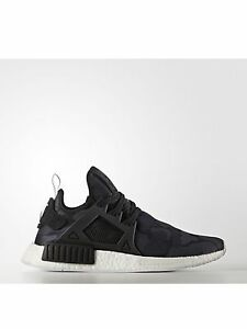 d3f464bb2 BRAND NEW IN BOX ADIDAS NMD XR1 CORE BLACK SHOES. SIZE 8.5. DUCK ...