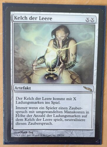 Chalice of the Void 1 x Kelch der Leere Magic The Gathering