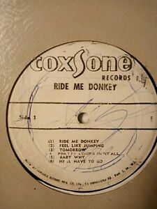 Ride-Me-Donkey-Solid-Gold-From-Jamaica-Vinyl-LP-1968