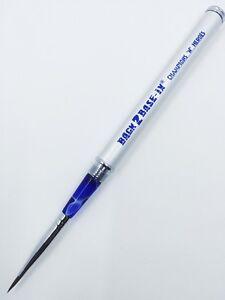 Paint-Brush-1-x-Champions-amp-Heroes-0-Pure-Kolinsky-Sable-Hair-Aluminium-Handle