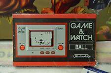 NEUF BRAND NEW  CLUB NINTENDO GAME&WATCH BALL  , Japanese