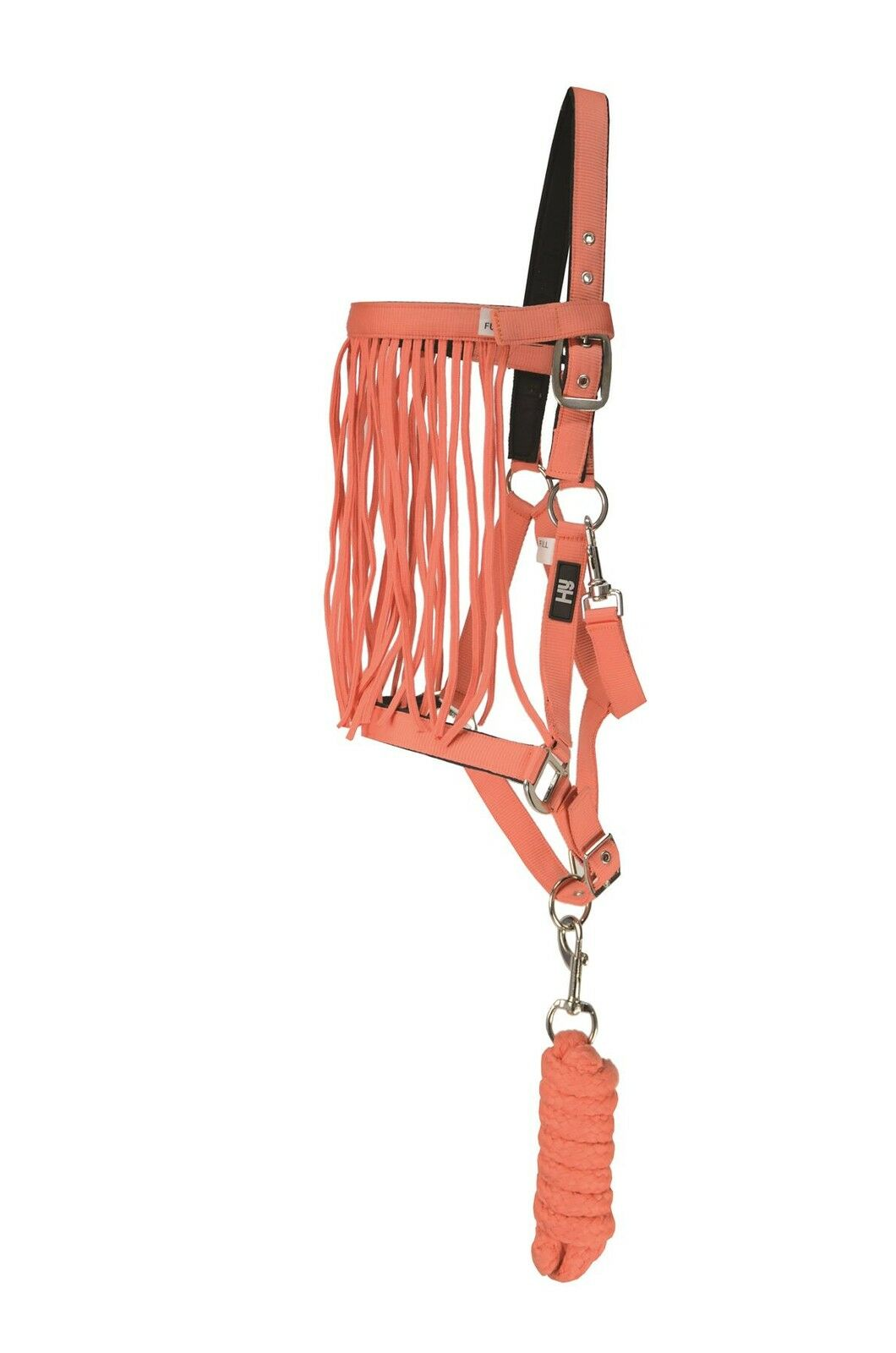 Hy Head Collar Lead Rope & Fly  Veil Set Various Colours 11357P  cost-effective