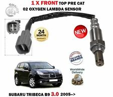 FOR SUBARU TRIBECA 3.0 B9 EZ30D 2005> NEW 1X FRONT TOP 02 OXYGEN LAMBDA SENSOR