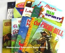 15 HARCOURT TROPHIES 3RD GRADE 3 GUIDED LEVELED HOMESCHOOL READERS #H31239