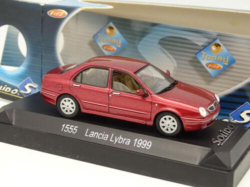 lancia lybra 1999 red Solido 1//43