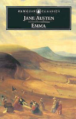 """AS NEW"" Jane Austen, Emma (Penguin Classics) Book"