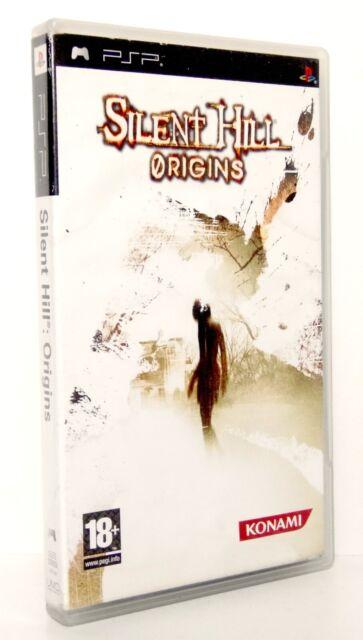 SILENT HILLS Origins Sony PSP FR (2)