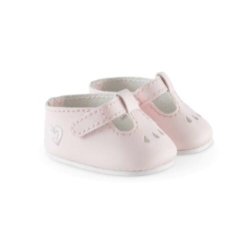 Corolle Ankle Strap Shoes Pink for 14/'/'  Baby Doll