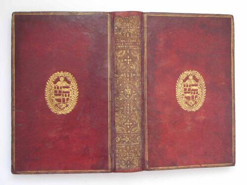 Maroquin-rouge-in-folio-aux-armes-du-garde-des-sceaux-Mery-de-Vic