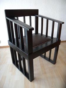 jugendstil art deco armlehnstuhl stuhl sessel. Black Bedroom Furniture Sets. Home Design Ideas