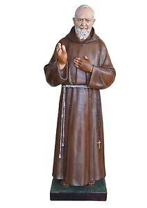 Padre-Pio-fiberglass-statue-cm-180