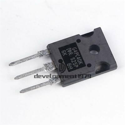 5PCS NEW IRG4PC40K G4PC40K Manu:IR Encapsulation:TO-247,