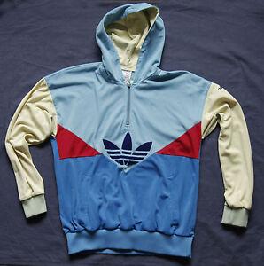 Colorado Con Giacca Da Tuta Vintage Adidas Cappuccio Felpa ttqFX