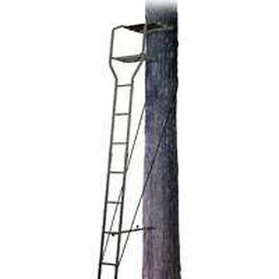 New Ameristep Warrior 51030 15ft 300lb Ladder Deer Hunting