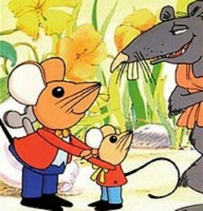 the mouse and his child 1977 dvd