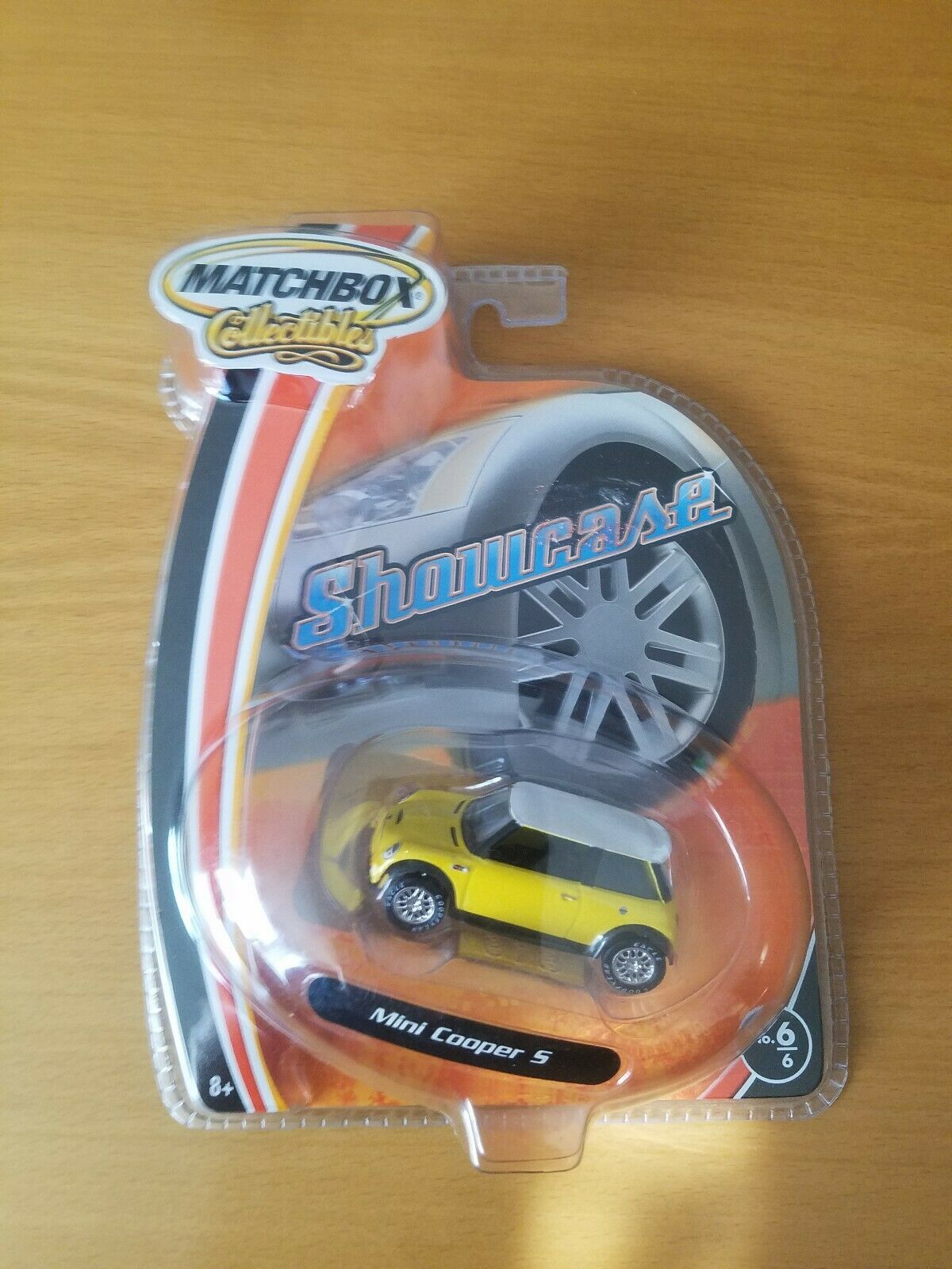 Matchbox Showcase Mini Cooper S