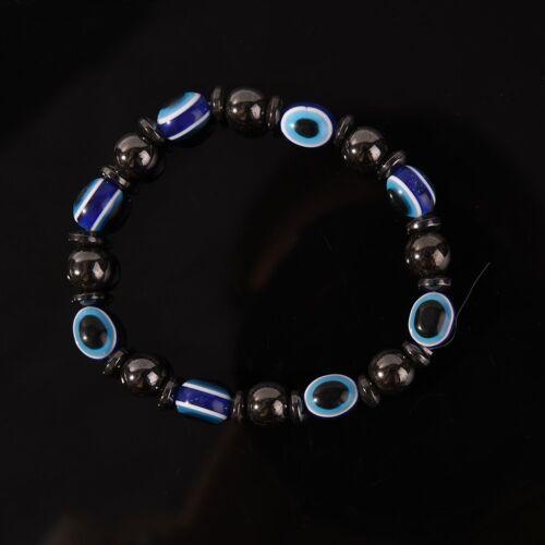 Männer Frauen Magnetic Armband Arthritis Hämatit Perlen Therapie Armband NEUYB