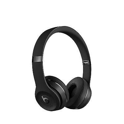 NEW Beats by Dr Dre Solo 3 Wireless on-ear headphones - Black