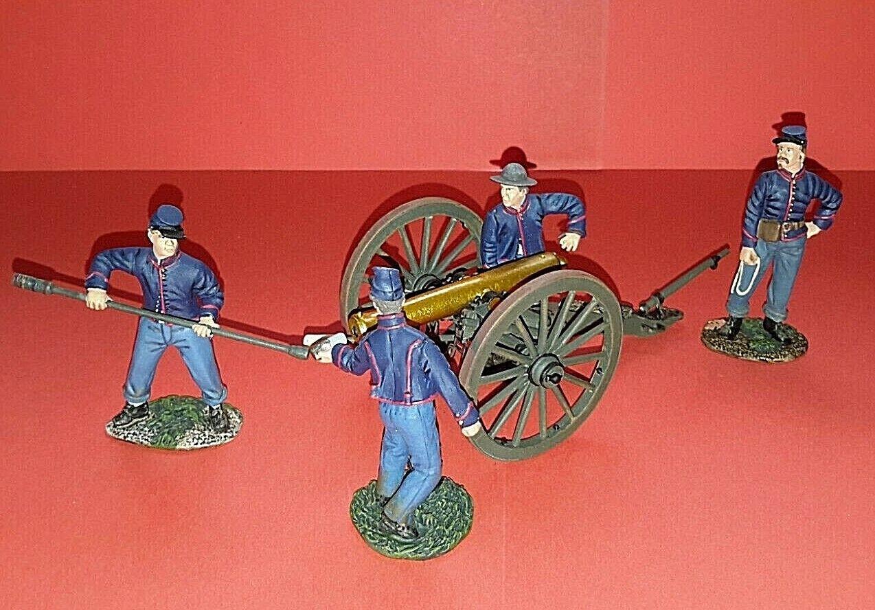 BRITAINS ACW ACW 31056BRITAIN'S METAL SOLDAT AMERICAN CIVIL WAR