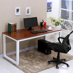 home office corner desks. Image Is Loading Simple-Computer-Workstation-Desk-Home-Office-Corner-Desk- Home Office Corner Desks