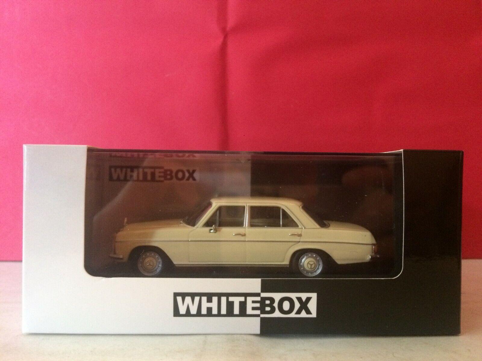 blancoBOX SUPERBE MERCEDES BENZ BENZ BENZ 220 SE 1958 1 43 NEUF BOITE AB6 98e833