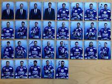 29 AK Schwenningen Wild Wings Autogrammkarten 2018-19 original signiert