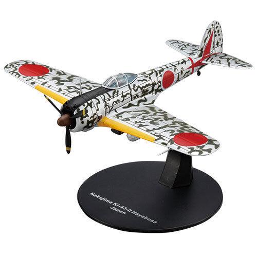 DeAgostini WW2 Aircraft Collection Vol 4 Fighter Fighter Fighter Nakajima Ki-43 HAYABUSA Japan dc8b69