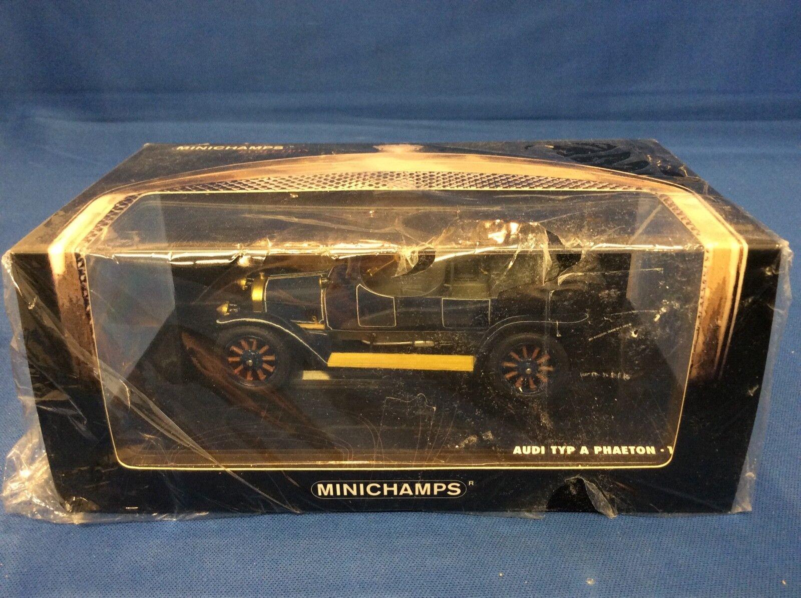 Minichamps 1910 Audi Type A Phaeton 1 43 Scale 437 019031