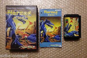 Herzog-Zwei-034-Good-Condition-034-Sega-Megadrive-Import-Japan