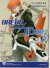 GP MANGA BREAK BLADE NUMERO 5 (sconto 20%)