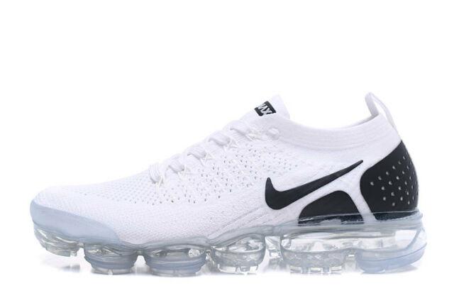 Nike Air VaporMax  Flyknit 2  Men's Running Shoes White