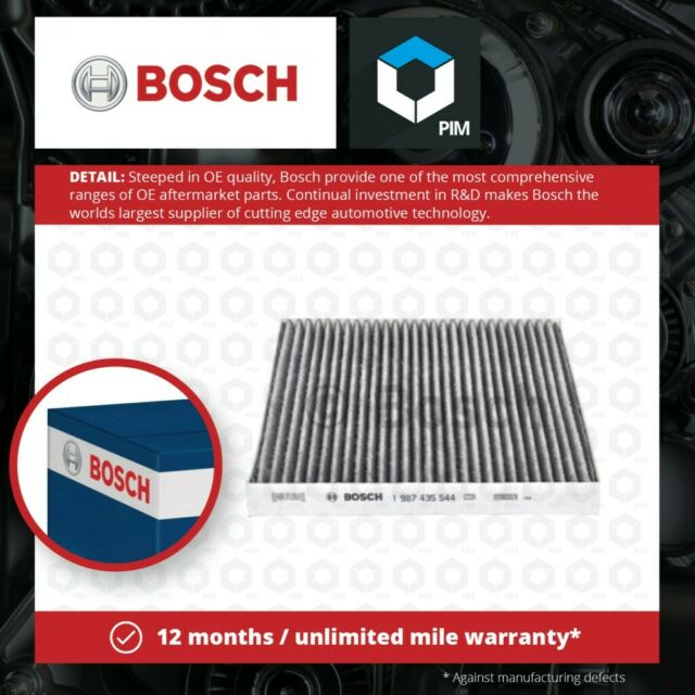 Pollen / Cabin Filter fits SMART FORTWO 0.9 14 to 19 M281.910 Bosch 4538350300