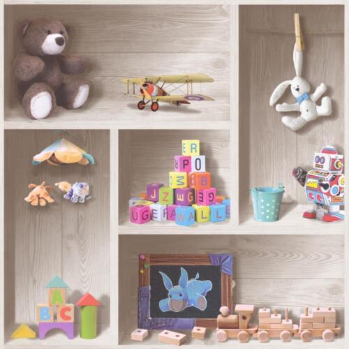 6350 Fond d'écran Delphin ours en peluche pour enfants jouets Photo Wallpaper former lapin