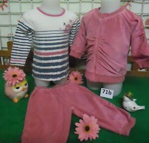 f1b073134c800 vêtements occasion fille 9 mois,jogging velours,sweat ORCHESTRA | eBay