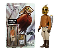 Funko Reaction - Rocketeer 3.75 Articulated Action Figure Collectible Toy, 3914 on sale