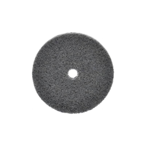 Scotch-Brite™ EXL Unitized Wheel 3 in x 1//4 in x 3//8 in 2S FIN