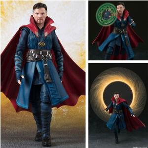 S-H-Figuarts-Dr-Strange-Avengers-Infinity-War-Action-Figur-Figuren-New-In-Box
