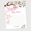 Girl-Baby-Shower-Invitations-With-Envelopes-Set-of-20-Invites thumbnail 4