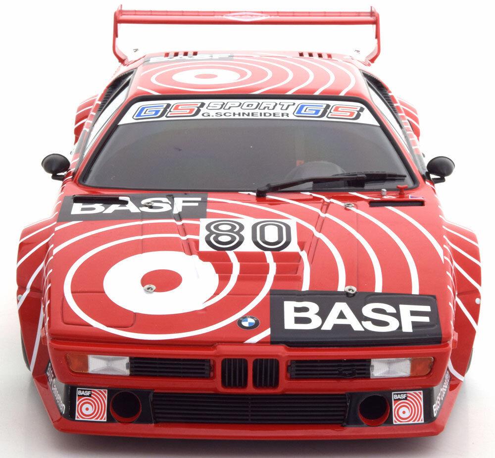 1:12 Minichamps BMW M1 Procar #80 Procar Series Stuck 1980 BASF