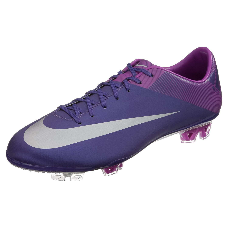 NIKE RETRO FOOTBALL SOCCER BOOTS - MERCURIAL VAPOR VII FG [441976-505]