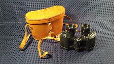 Vintage Kendon Binoculars 6 X 30 No. 76652 w/ Case Coated Optics