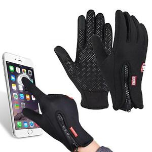 Men-Women-Thermal-Touch-Screen-Windproof-Driving-Gloves-Winter-Warm-Black-Gloves