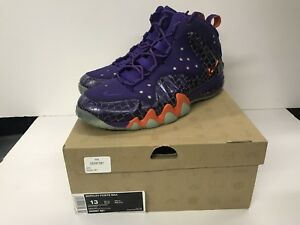 size 40 12dc3 c1c55 Image is loading Nike-Barkley-Posite-Max-Court-Purple-Team-Orange-