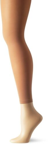 N140 Capezio Women/'s Hold /& Stretch Footless Tight