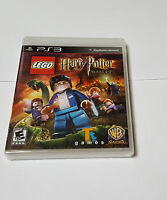 LEGO Harry Potter: Years 5-7 (Sony PlayStation 3, 2011) Video Games